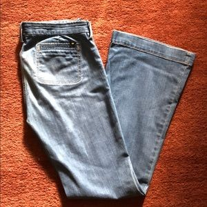 Denim - Lucky Jeans. Charlie Flare. Size 8
